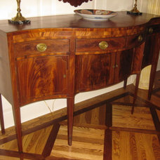 Buffets And Sideboards by Robert J. Riesberg Antiques