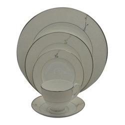 Waterford - Waterford Lisette 5 Piece Place Setting - Waterford Lisette 5 Piece Place Setting