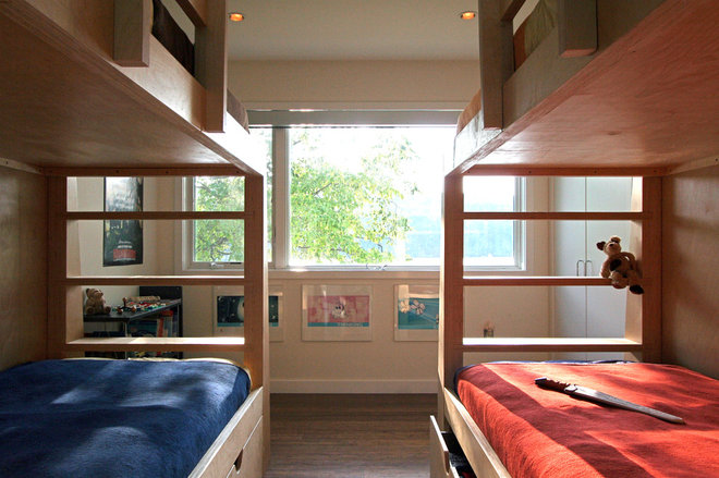 Modern Bedroom by Resolution: 4 Architecture