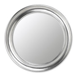 IKEA of Sweden - SONGE Mirror - Mirror, silver color