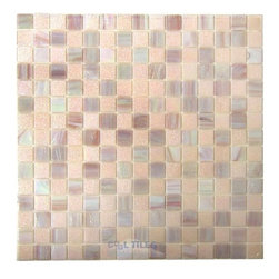 Vicenza Mosaico Glass Tiles | SWEETY | Syrup | Tile -