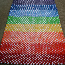 Eclectic Kids Rugs by Etsy