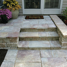 Contemporary Landscaping Stones And Pavers by Washington Concrete Products Inc
