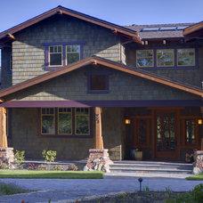 Porch by SDG Architecture, Inc.