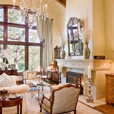 Traditional  by Bravo Interior Design