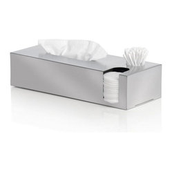 Nexio Tissue Box and Dispenser - Matte