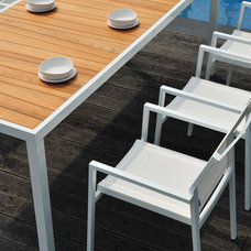 Contemporary Dining Tables by Journey East
