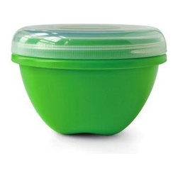 Preserve Large Food Storage Container Green - 25.5 Oz - Powered by Leftovers