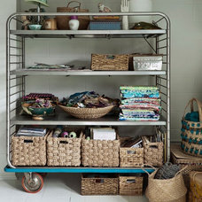 Industrial utility room storage | Utility room storage ideas | housetohome.co.uk