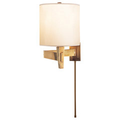 contemporary wall sconces by Visual Comfort Lighting Store