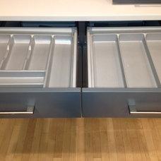 Modern Cabinet And Drawer Organizers by Michelle Yaworski – Gem Cabinets Ltd