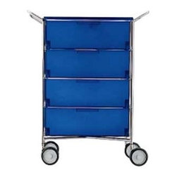 Kartell - Mobil 4 Drawer - Mobil 4 Drawer