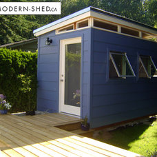 Sheds by Westcoast Outbuildings Inc.