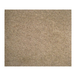 The Felt Store - Felt Printer Pad 17.5 x 15 x 0.25 Inch - This printer pad will provide cushioning for your printer and prevent damages to the surface on which the printer sits. It is made of our natural grey wool felt and is approx. 17.5 inches long X 15 inches wide X 0.25 inches thick.
