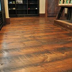 Douglas Fir Flooring - Sustainable Lumber Co.