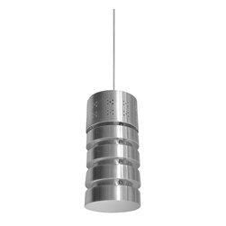 Bromi Design - Bromi Design Camden Metal Single Light Mini Pendant B5201-1 - Camden Metal Single Light Mini Pendant B5201-1