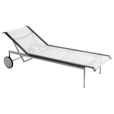 Modern Outdoor Chaise Lounges by richardschultz.com