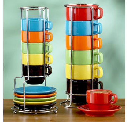 Contemporary Mugs by Cost Plus World Market