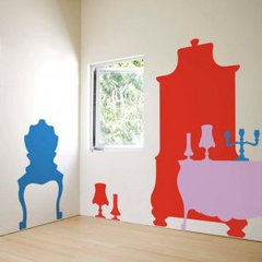 modern decals by Wall Sticker Shop