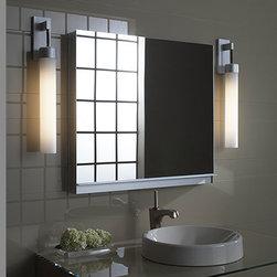 "Robern - Robern Uplift Cabinets UC3027FP - Robern Uplift Mirrored Medicine Cabinet-30"" W x 27"" H x 7-5/8"" Deep - UC3027FP"