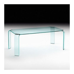 Fiam - Fiam | Ragno Table, Rectangle - Design by Vittorio Livi.