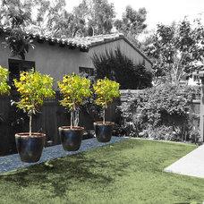 Contemporary  by HABITAT Landscape Design Studio