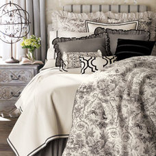 Traditional Shams by Horchow