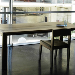 contemporary dining tables by Henrybuilt