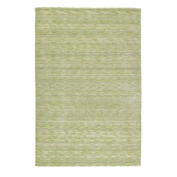 """Kaleen - Kaleen Renaissance Renaissance (Celery) 7'6"""" x 9' Rug - Renaissance is a truly unique, high fashion monochromatic collection that offers a Tibetan look but at a non-traditional price. Renaissance is hand loomed in India of only the finest 100% Virgin Seasonal Wool for years of elegant durability."""