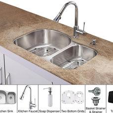 Modern Kitchen Sinks by PoshHaus