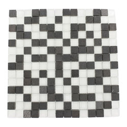 Breeze Basalt Ice Pattern Squares