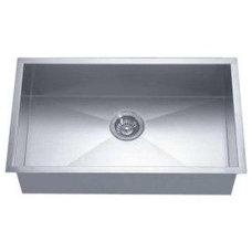 Dawn DSQ3116 - Undermount Square Single Sink Blowout Deals