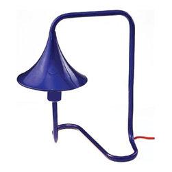 Modern Iron Art Table Lamp in Baking Finish -
