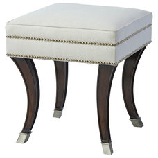 Traditional Footstools And Ottomans by Kathy Kuo Home