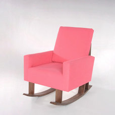 Modern Rocking Chairs And Gliders by ducduc