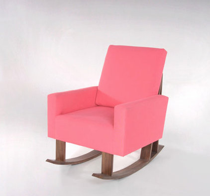 Modern Rocking Chairs by ducduc
