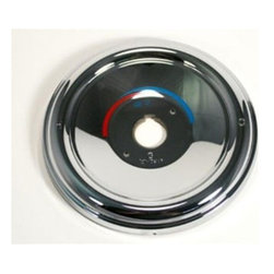 Moen - Moen 97577 Escutcheon for Moentrol Single Handle Tub and Shower Faucet in Chrome - Moen 97577 Escutcheon for Moentrol Single Handle Tub and Shower Faucet in Chrome