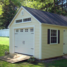 Traditional Sheds by Reeds Ferry Sheds