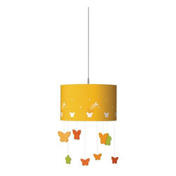 Philips Luminaire - Butterfly Mobile Suspension Light - A delightful decorative Philips ...