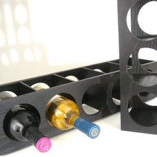 Wine Racks Rutherford Wine Rack Black