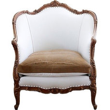 Eclectic Armchairs by Second Shout Out