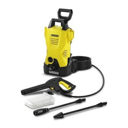 Karcher - Karcher 'K 2.425' X-Series 1600 PSI Electric Pressure Washer with 20-foot Hose - Perfect for washing garden furniture, bicycles or small areas around the house, this Karcher electric pressure washer is design for mobility and compactness. This small pressure washer features 1600 PSI and comes with a twenty foot hose.