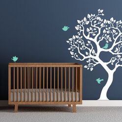 Tree of Paradise Wall Decal