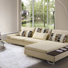 modern sectional sofas by Iris Furniture