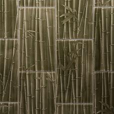 Asian Tile by Living Walls Tile
