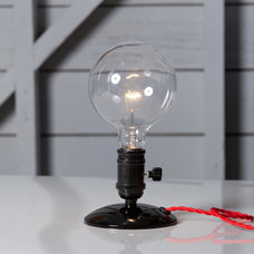 Industrial Table Lamps by Industrial Light Electric