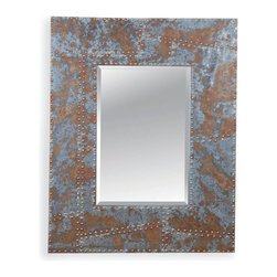 Bassett Mirror - Bassett Mirror Newton Wall Mirror - Newton Wall Mirror