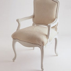 Traditional Dining Chairs by Jan Showers