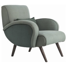 Contemporary Living Room Chairs by Masins Furniture
