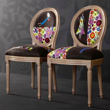 Creazioni - Fiammetta chair from Creazioni from €700 to €900.